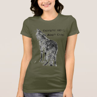 Picture 8, COYOTE HOWL, BOOT CAMP T-Shirt
