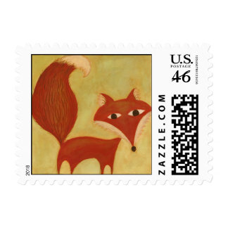 Picture a Tale Fox Stamps