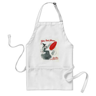 PICTURE BOOK GLAMOUR ADULT APRON