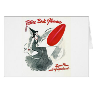 PICTURE BOOK GLAMOUR CARD