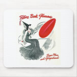 PICTURE BOOK GLAMOUR MOUSE PAD