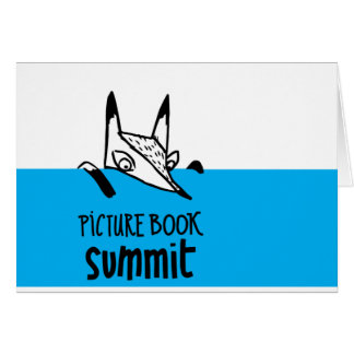 Picture book Summit Notecards Card