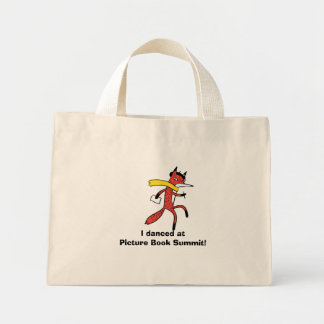 Picture Book Summit Souvenirs Mini Tote Bag