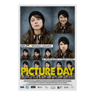 Picture Day Poster - May 2013