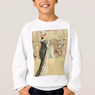 Picture Exhibition at the Salon 1800 Sweatshirt