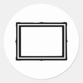 Picture Frame Sticker