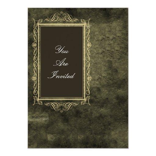 picture frame wedding invitations zazzle