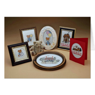 Picture frames card