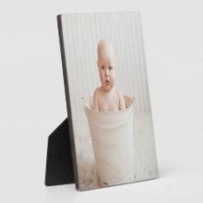 Picture Frames Easel Backs Frameless Photo Holder