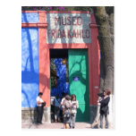 Picture from Frida  s house - The Blue House.  Post Cards