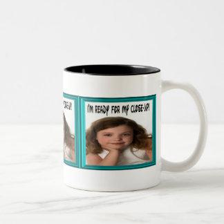 Picture Girl Mug