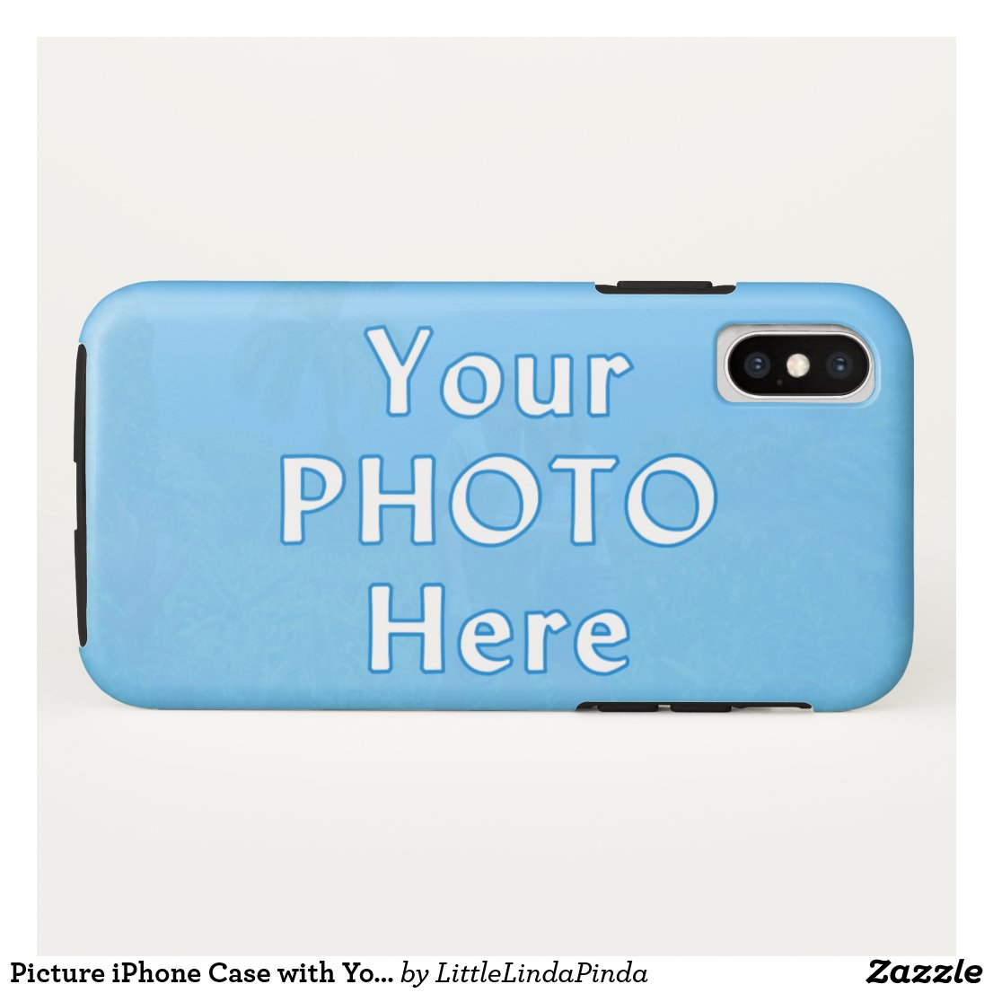 Picture iPhone Case with Your Favorite Photo