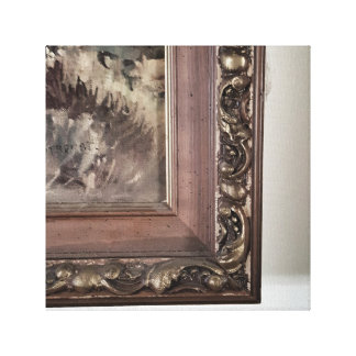 Picture it Darling Canvas Print