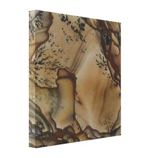 Picture Jasper Wrapped Canvas Print