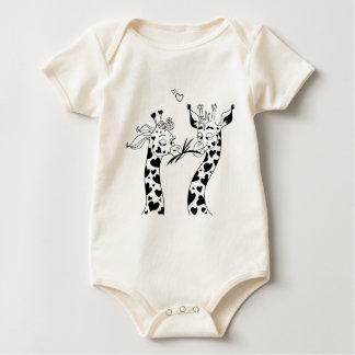 picture jerapa lovemaking baby bodysuit