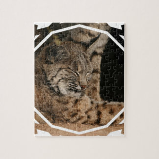 Picture of a Bobcat Puzzle