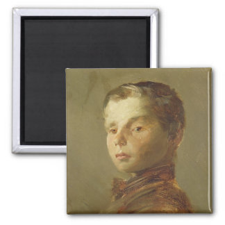 Picture of a Boy 1875 Magnets