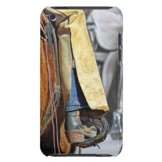 Picture Of A Cowboy Boot iPod Touch Covers