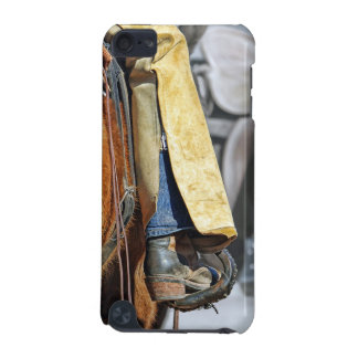 Picture Of A Cowboy Boot iPod Touch (5th Generation) Case