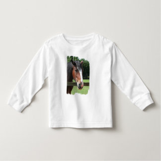 Picture of a Quarter Horse Toddler T-Shirt