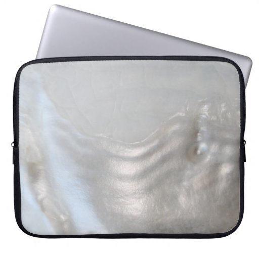 Picture of a Shell. Laptop Computer Sleeves