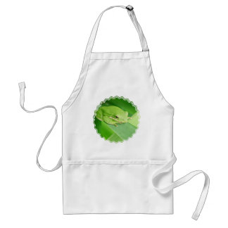 Picture of a Tree Frog Apron