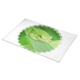 Picture of a Tree Frog Placemat