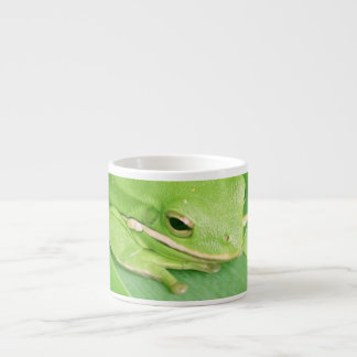 Picture of a Tree Frog Specialty Mug Espresso Cup