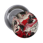 Picture of an Abstract painting by S.B. Eazle Pinback Button