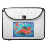 Picture of Animals, A fox and A Hare. MacBook Pro Sleeve