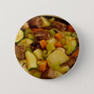 Picture of Beef stew Pinback Button