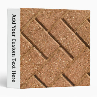 Picture of Bricks. Binder