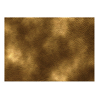 Picture of Brown Leather. Business Cards