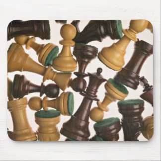 Picture of Chess pieces Mouse Pad