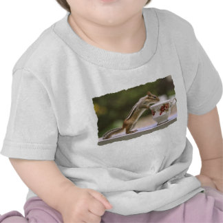 Picture of Chipmunk with China Teacup Shirt