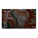 Picture of Dryhead agate Business Cards