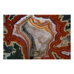 Picture of Dryhead agate Print