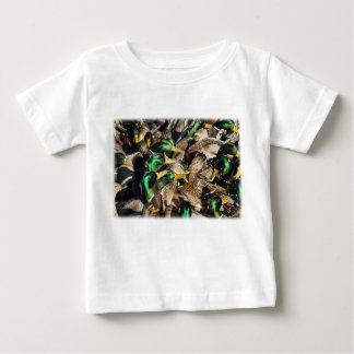 Picture of Ducks in a Crowd Baby T-Shirt
