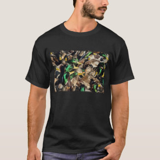Picture of Ducks in a Crowd T-Shirt