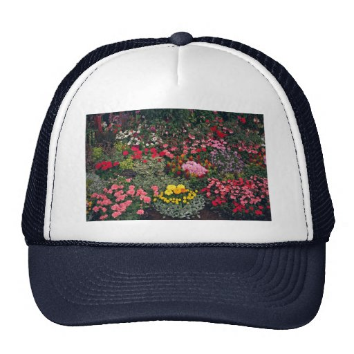 Picture of Flower exhibition, County Show, England Mesh Hats