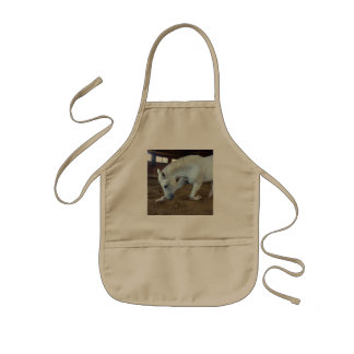 Picture of Horses - A Trained Horse Saluting Kids' Apron