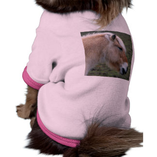 Picture of Horses - A Young Wild Horse Dog Shirt