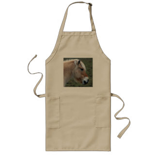 Picture of Horses - A Young Wild Horse Long Apron