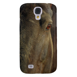 Picture of Horses -The Eye Of A Strong Horse Samsung Galaxy S4 Cover