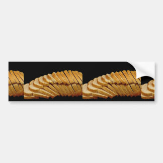 Picture of Loaf of bread Car Bumper Sticker