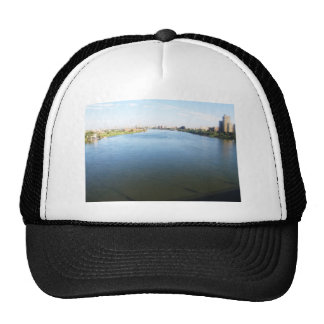 Picture of Nile River in Cairo, Egypt Trucker Hat