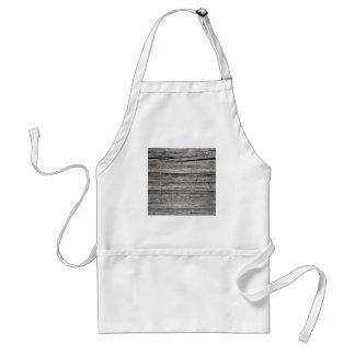 Picture of Old Splintering Wood Apron