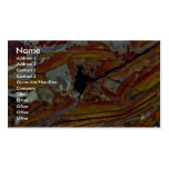 Picture of Orange and yellow jasper Double-Sided Standard Business Cards (Pack Of 100)