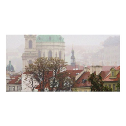 Picture of Prague Photo Card