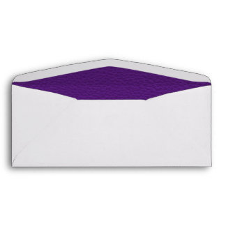 Picture of Purple Leather. Envelope